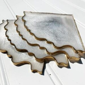 Artistic design moulds • Coasters